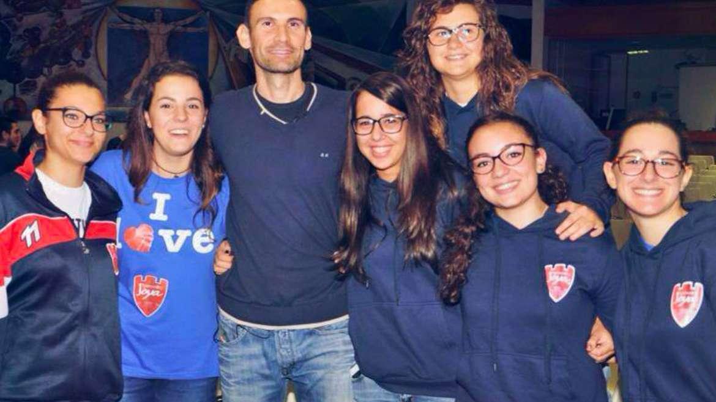 Anche Happy Network ha partecipato all'incontro con Giacomo Sintini