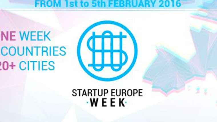 Al via Startup Europe Week Bari