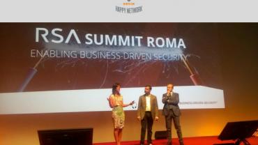 Sicurezza informatica: presenti al RSA Summit